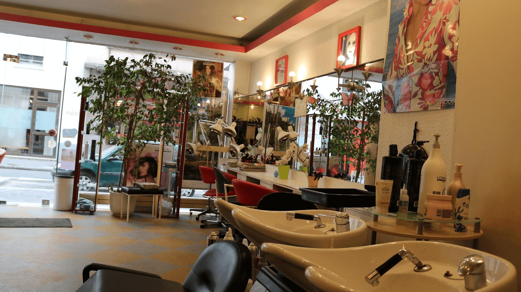 Lilas coiffure