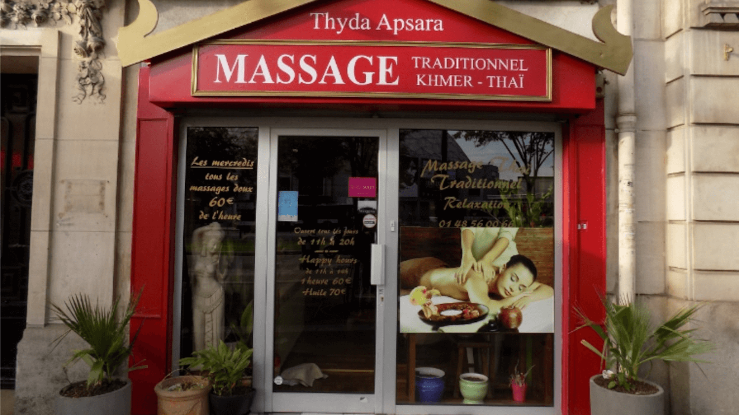 Thyda Apsara Massage
